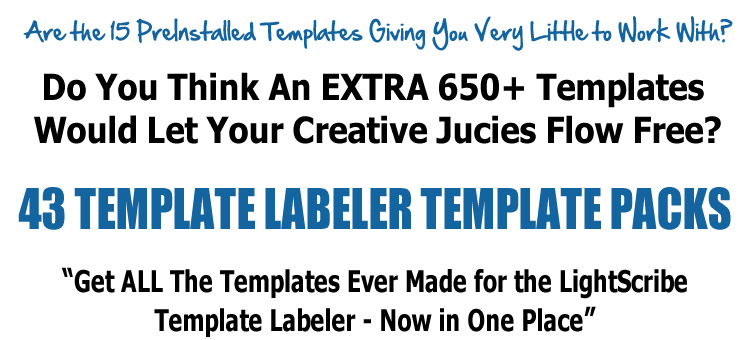 43 Template Labeler Template Packs