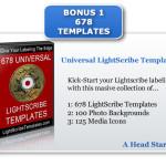 Bonus 678 Templates