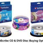 Buying LightScribe CD or DVD Discs in 2018