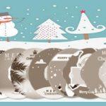15 Bonus LightScribe Christmas Templates